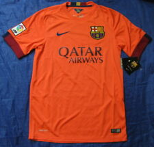 FC BARCELONA BARCA away jersey shirt NIKE 2014-15 trikot NEW TAGS  adult SIZE S