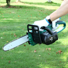 Electric Cordless Chainsaw Chain Saw Garden Tools 18V Li-ion Battery
