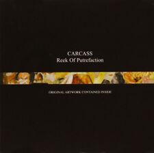 Carcass - reek of putrefaction (CD), NEW, Neuware
