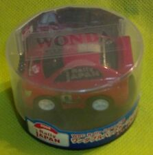 MITSUBISHI Red Lancer Evolution X WRC 2008 Rally Japan Pull-back car Wonda