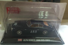 "DIE CAST 1000 MIGLIA "" ALFA ROMEO 1900 SSZ - 1955 "" + BOX 2 SCALA 1/43"