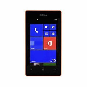 Nokia Lumia 520 4.0'' Microsoft Windows Phone 8GB Orange Sim Free Unlocked