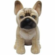 French Bulldog Soft and Cuddly Dog Toy Realistic 30cm. Sfa. Included