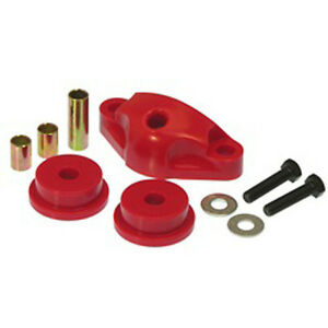 Prothane 6-speed Rear Shifter Stabilizer Bushing Insert Kit for WRX STi RS Red