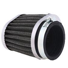 50mm Mesh Cone Air Filter UK Breather Metal Intake Engine for Kawasaki Yamaha