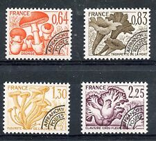 STAMP / TIMBRE FRANCE NEUF PREOBLITERE SERIE 158/161 ** CHAMPIGNONS