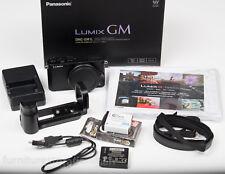 Panasonic LUMIX DMC-GM1 Micro Four Thirds Body Black