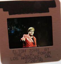 ELTON JOHN 6 Grammy Awards  sold more than 300 million records ORIGINAL SLIDE 34