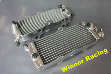 Right+Left Aluminum Alloy Radiator fit:KTM 640 LC4 / KTM 625 SMC (US) 2003-2007