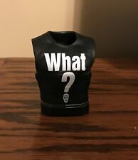 WWE Jakks Stone Cold Steve Austin What Shirt for Figure Accesory Lot Mattel