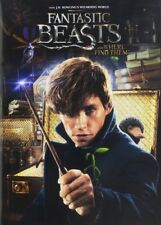 Fantastic Beasts And Where To Find Them [New DVD] Eco Amaray Case