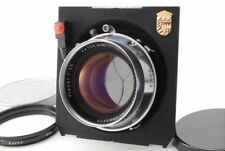 【NEAR MINT-】 Carl Zeiss Planar 135mm F/3.5 Large Format 4x5 Lens from Japan #808