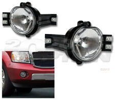 OE STYLE FOG LIGHTS PAIR CLEAR LAMPS FOR 02-09 RAM 1500 2500 3500 04-06 DURANGO