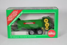 Siku SK2964 Bergmann Manure Spreader, 1:32 Scale.