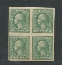 1919 Us 1c Timbre-Poste #531 Excellent État à Charnières F/VF Original Gomme