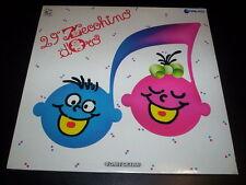 "Various ""29° Zecchino D'Oro"" LP Fonit Cetra – TLPX 165 Italy 1986 sigillato"