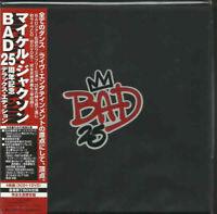 Michael Jackson 3xCD+DVD Box Set Bad 25 - Japan (M/M - Scellé)