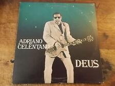 """ADRIANO CELENTANO """"DEUS""""  LP"""