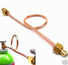 Gasflaschen Umfüllbogen für Argon/CO2 Umfüllschlauch Umfüllrohr Füllung