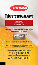 Danstar Nottingham Ale Yeast, 11g
