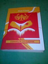 Cordélia la Guerre - Marie Cosnay - Editions de l'Ogre