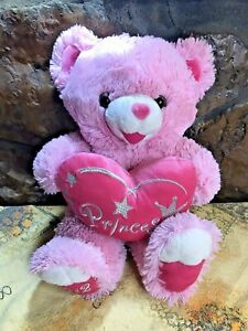 Dan Dee Princess Bear Sweetheart Teddy 2012 Plush Stuffed Animal 20""