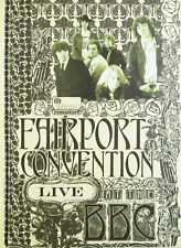 FAIRPORT CONVENTION live At The BBC 4CD Set NEW 2007