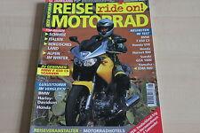 152774) BMW F 650 CS - Yamaha TDM 900 - Reise Motorrad 01/2002