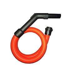 32MM Hi Visibility Neon Orange Hose suits Pullman Nilfisk Hako Backpack Vacuum