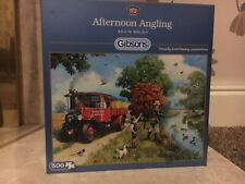 *NEW* Gibson - Afternoon Angling 500 Piece Puzzle