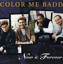 Color Me Badd - Now & Forever [New CD] Asia - Import