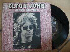 ELTON JOHN DJM17576 Friends / Honey Roll superbe état