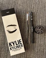 Kylie Cosmetics Kyliner Eyeliner, Gel Liner & Brush Black NEW With Box