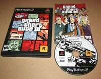 Grand Theft Auto III for Playstation 2 PS2 Complete Fast Shipping