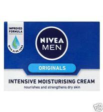 3 x Nivea Men Originals Intensive Moisturising Cream 50ml