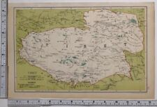 Political Antique Maps, 1900-1909 Date Range Atlases