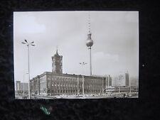 Berlin Ansichtskarte um 1970 Rathaus DDR