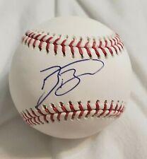 Toronto Blue Jays BO BICHETTE signed Major League Baseball w/JSA COA