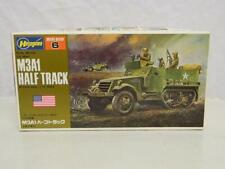Hasegawa 1:72 Plastic Model Kit US M3A1 Half Track Box MB-006