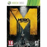 Xbox 360 - Metro Last Light **New & Sealed** Official UK Stock