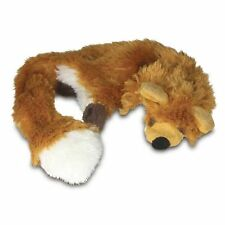 """DOG TOY RAGGY FOX STUFFING FREE SOFT TOY APPROX 20"""""""