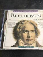 Greatest Classical Hits Beethoven CD - Fast Free Shipping