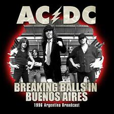 AcDc - Breaking Balls In Buenos Aires [CD]