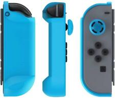 PDP Nintendo Switch Joy-Con Armor Guards Grips - (2 Pack) Blue & Black