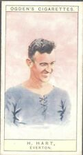 Ogdens - Captains of Association Football Clubs, & Colours -  16 - M Hart