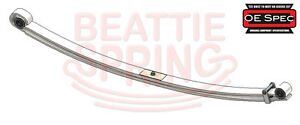 Front Leaf Spring for Chevy GMC C3500HD Chassis Cab -  OE Spec  SRI Certified