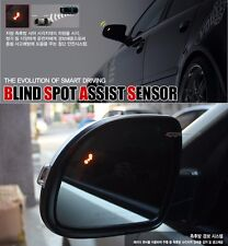 Side Rear Blind Spot Assist BSA Sensor 1Set For Hyundai Azera 2005 2011