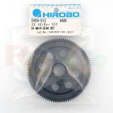 HIROBO 0404-512 TSURUGI SX MAIN GEAR 95T #0404512 HELICOPTER PARTS