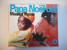 MASKOT POSSE : PAPA NOEL OK ! [ CD-MAXI PORT GRATUIT ]