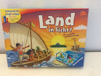 Land in Sicht von Ravensburger Kinderspiel Lern Familie Brett Gesellschafts